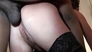 BBC strech my Wife Ass