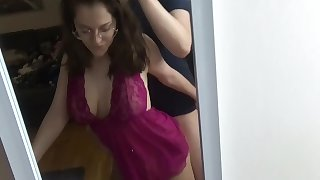 Passionate sex gives her multiple orgasms